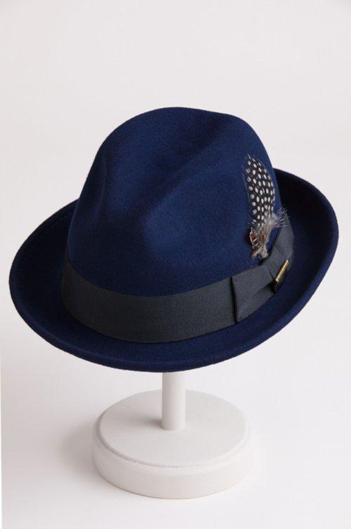 Chanteur Wool Felt Fedora Hat