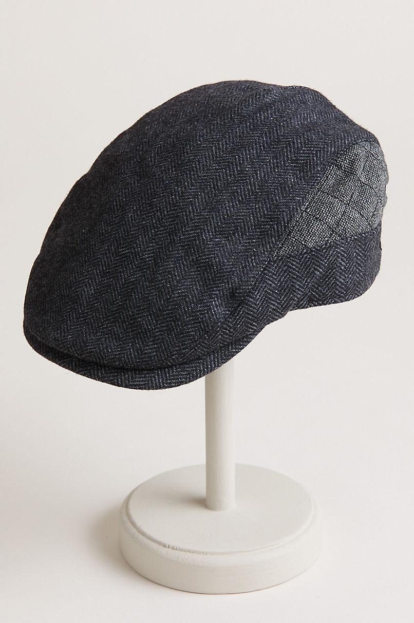 Kingsley Wool-Blend Ivy Cap