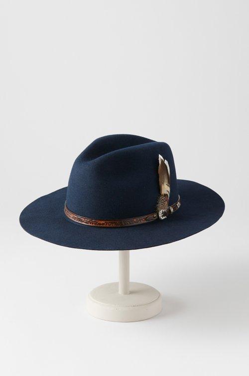 Messenger Bolivian Wool Felt Outback Hat