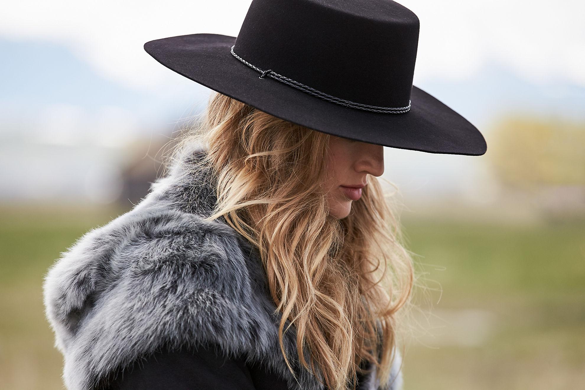 Mesa Wool Felt Gaucho Hat