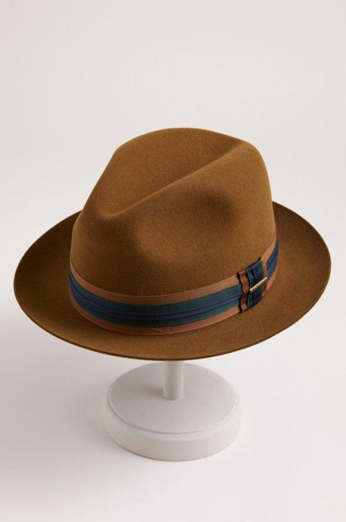 Uptown Wool Felt Fedora Hat