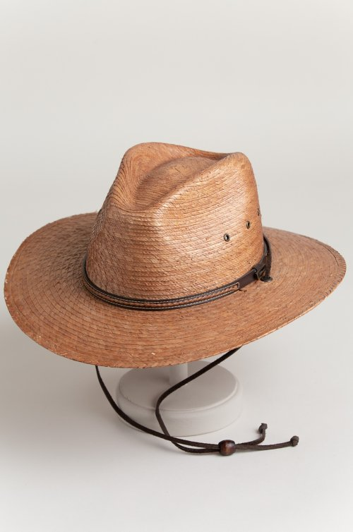 Ridgeline Shantung Straw Safari Hat