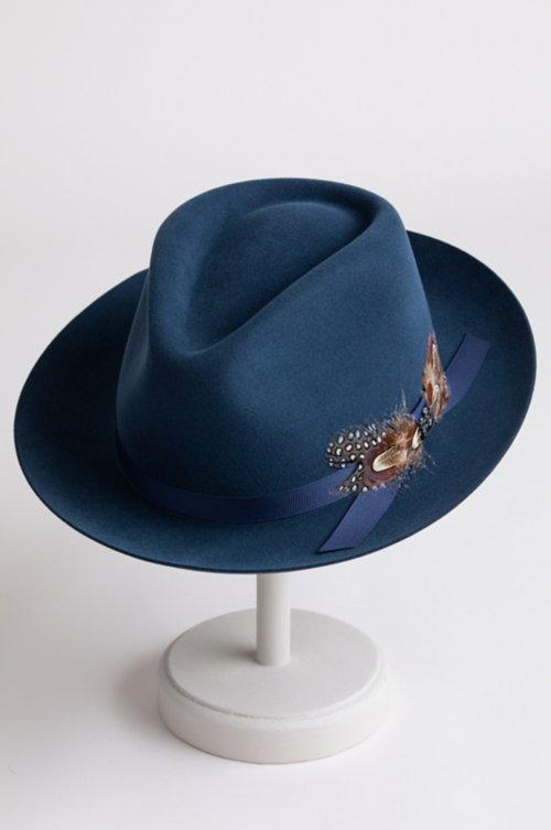 Phoenix Wool Felt Fedora Hat