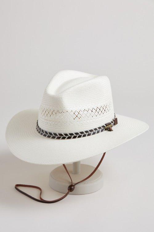 Vista Panama Straw Hat