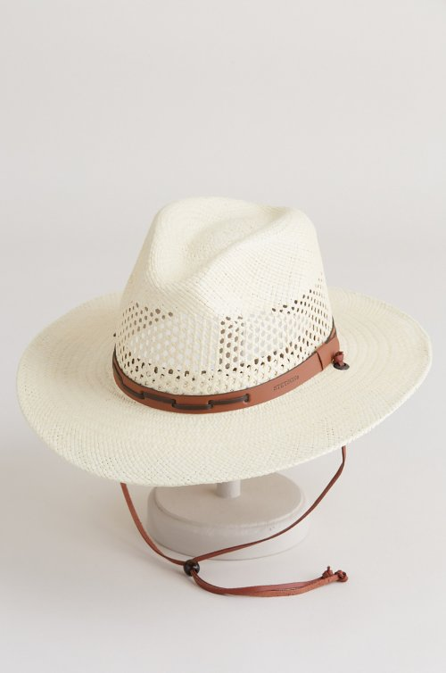 Stetson Airway Breezer Panama Straw Hat