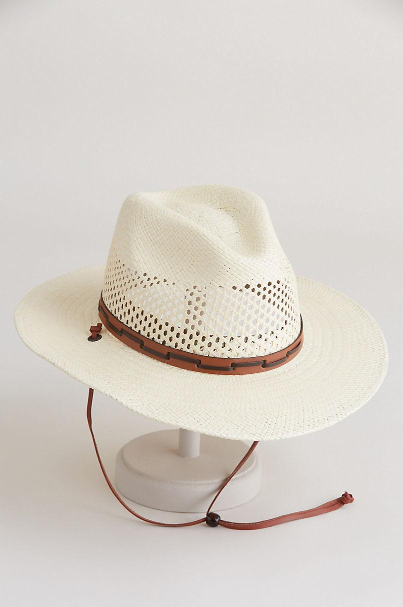 Stetson Airway Breezer Panama Straw Hat