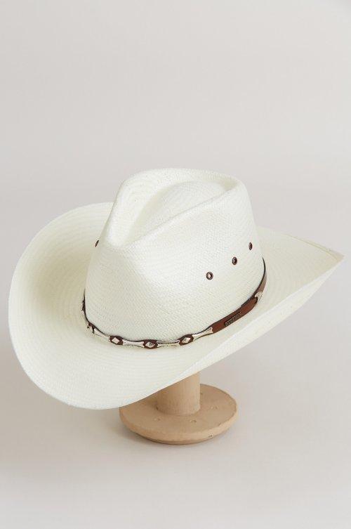 Stetson Horizon Shantung Straw Cowboy Hat