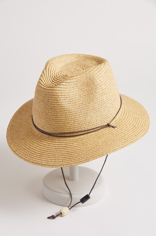 Children's Paper Braid Safari Hat
