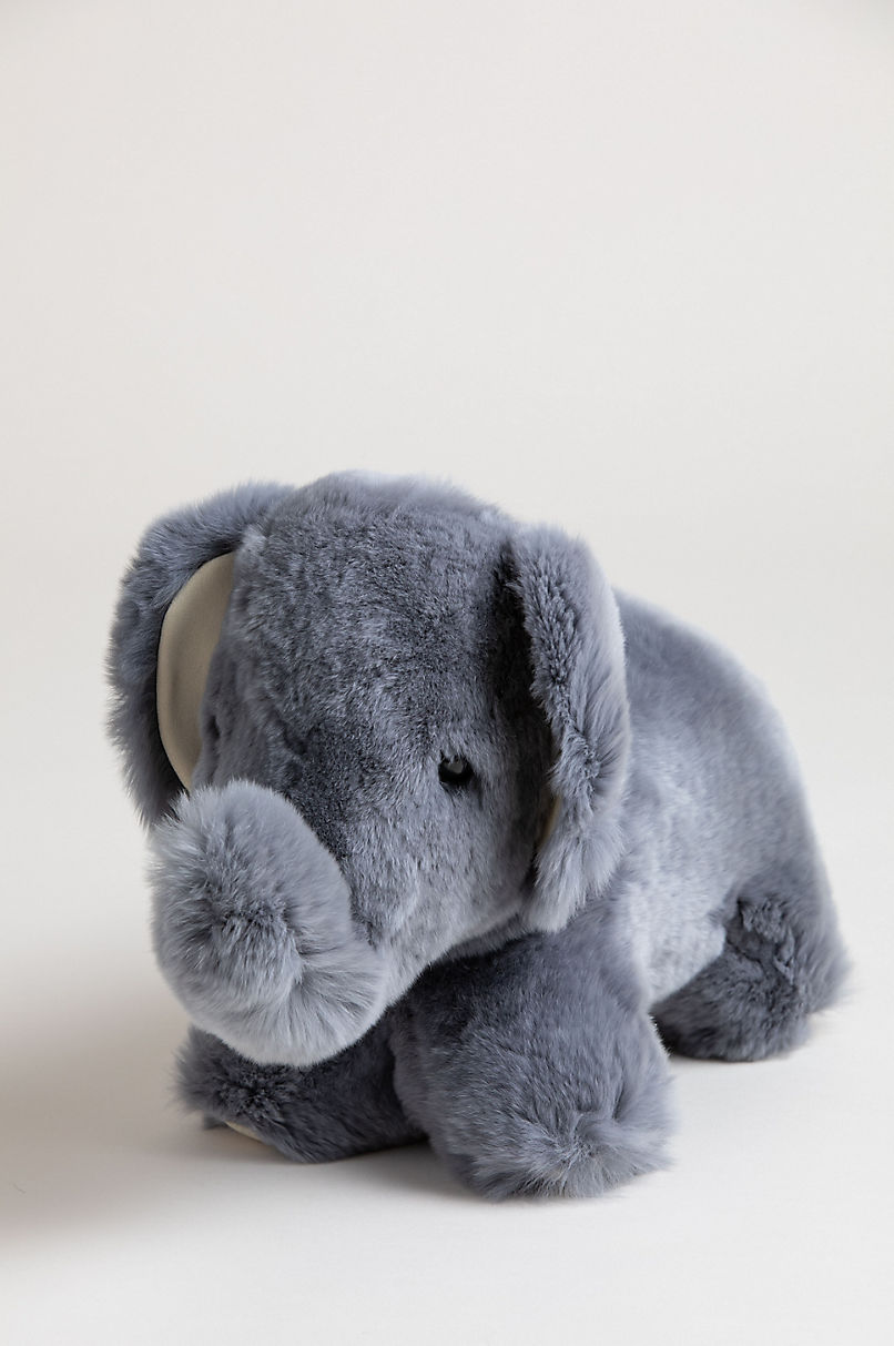 Rex Rabbit Fur Elephant