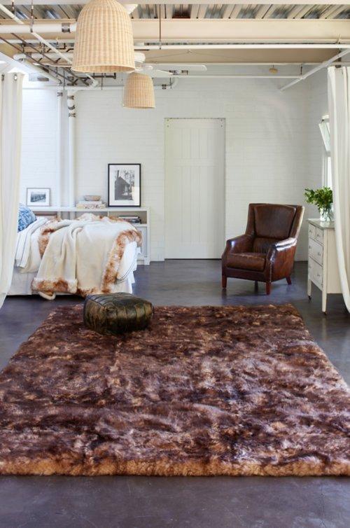 8' x 11.5' Premium Australian Sheepskin Rug