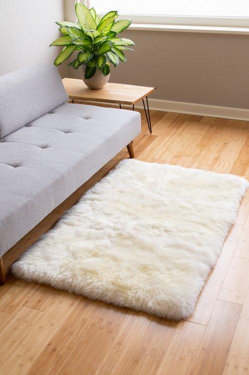 3' x 5' Premium Australian Sheepskin Rug