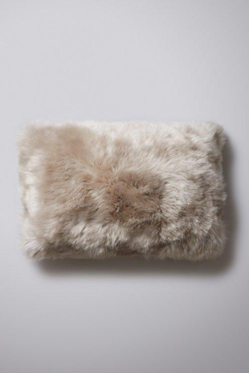 "24"" x 16"" Single-Sided Australian Sheepskin Pillow"