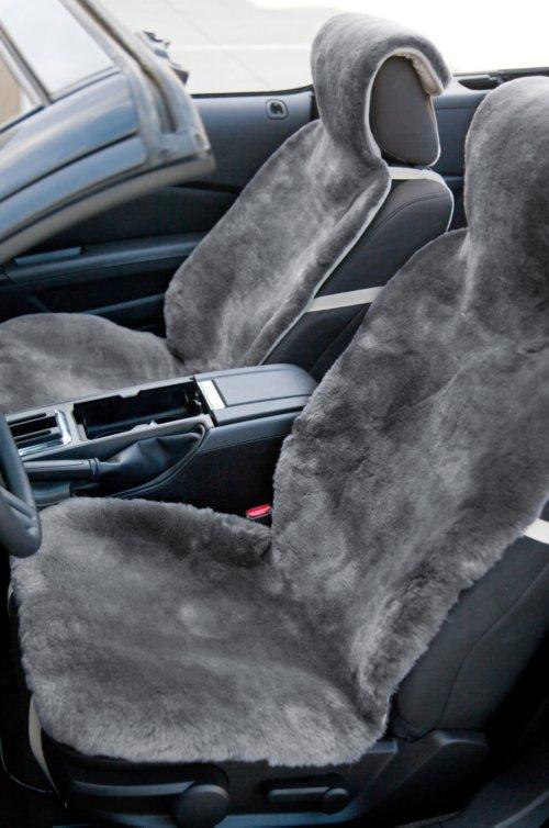 Universal Sheepskin Car Seat Cover