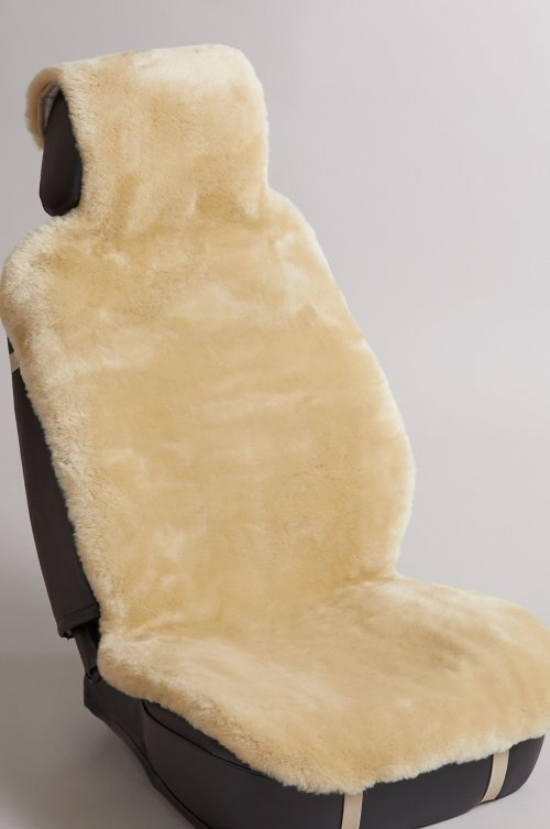 Universal Australian Merino Sheepskin Car Seat Cover