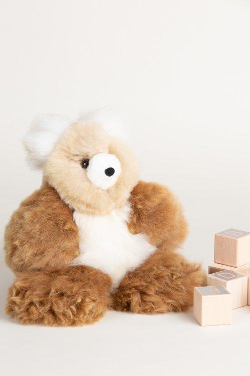 Alpaca Wool Bear