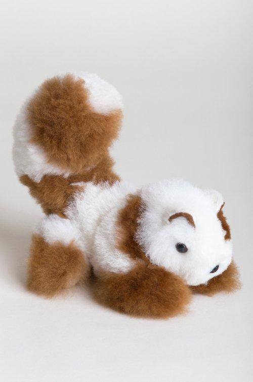 Alpaca Wool Squirrel
