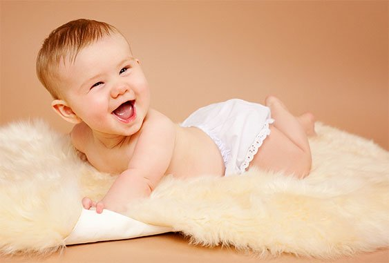 Why Every Baby Deserves a Sheepskin Rug