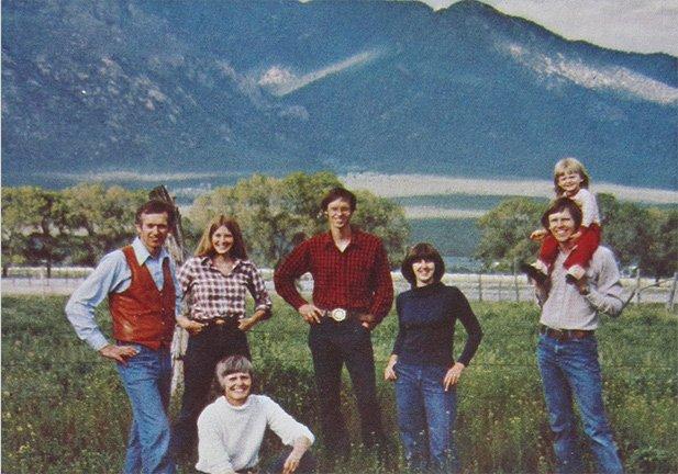 Group Portrait 1974