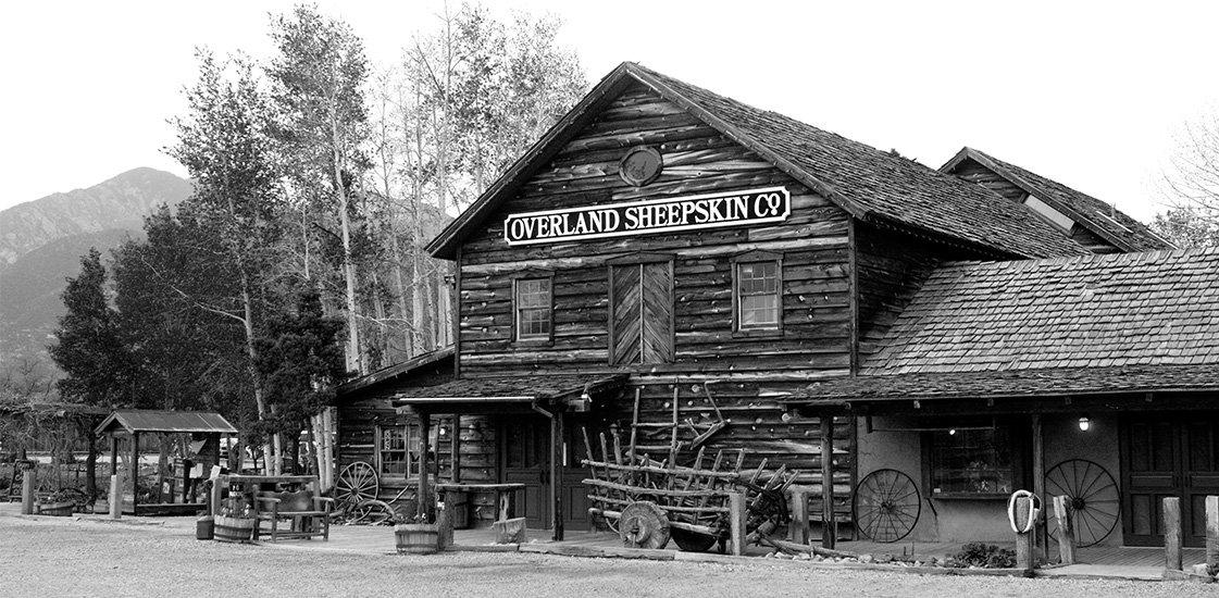 Overland Storefront, 1975