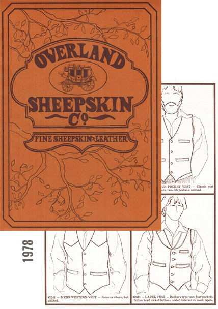 Overland Brochure, 1978