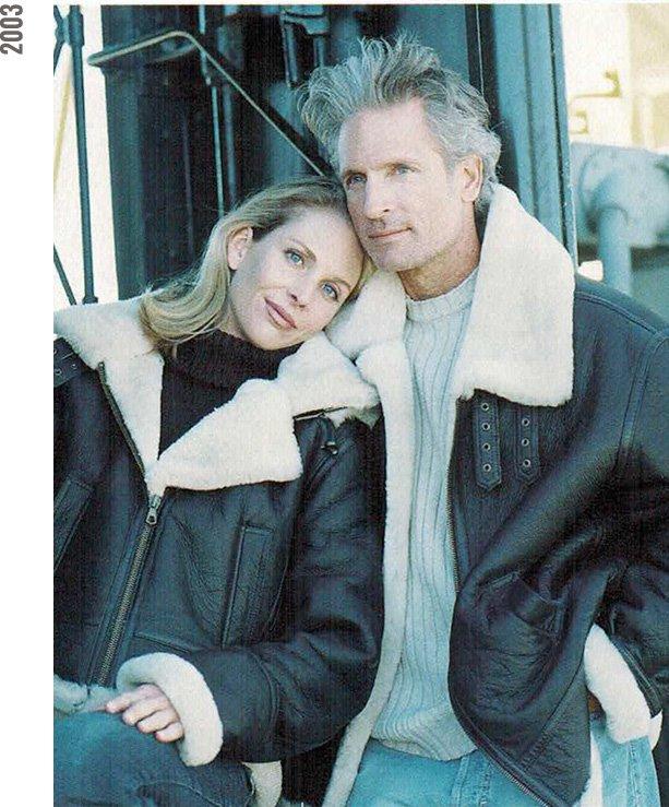 Sheepskin coats, 2003