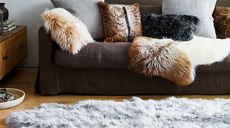 featured sheepskin rugs
