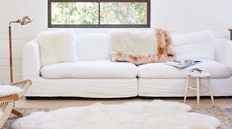 featured sheepskin rugs