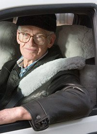 Overland's Resident Seatcover Expert - Jerry Leahy