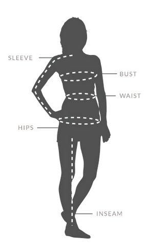 measurement-women