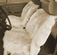 Overland Sheepskin Searcovers Circa 1981